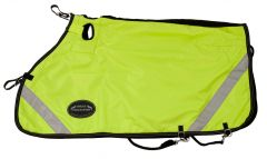 Ideal Driving Kidney Rug Water-resistant Reflective