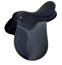 PFIFF Basicline Synthetik sheepskin saddle pad