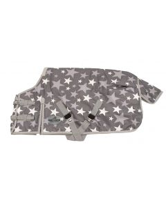 HB Outdoor Rug Silver Stars 200 gram