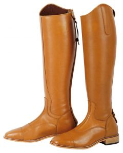 Harry's Horse Riding boot Elite Cognac wide