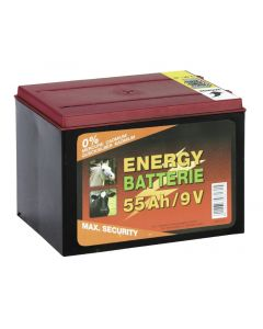 Hofman Battery EG super 9V / 55Ah