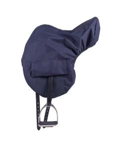QHP Seat under rug turnout extra Navy