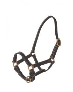 HB Leather Halter