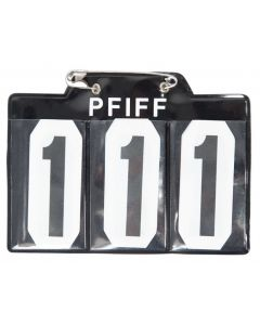 PFIFF Start number for schabrak