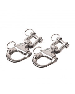 Quick Release Shackle Set of 2