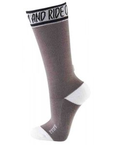 PFIFF Riding socks 'KEEP CALM'
