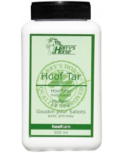 Harry's Horse Hoof tar with brush (500 ml.)