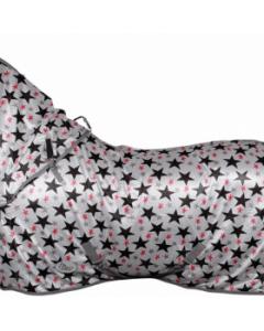 Harry's Horse Flysheet with neck, grey