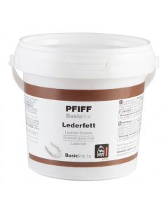 PFIFF Basicline leather grease