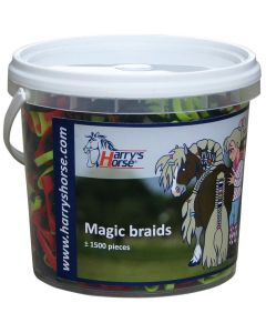 Magic Braids Bucket