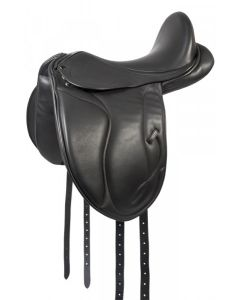 PFIFF Dressage sheepskin sheepskin saddle pad bridoon 'UNICUS'
