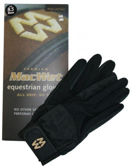 Hofman Riding Gloves Micro Mesh 9,5 Navy