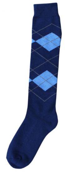 Hofman Knee Socks RE 39/42 Dark Blue/Light Blue
