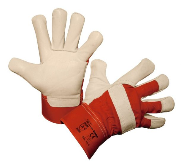 Hofman Working glove Thermo Red 11,5-12