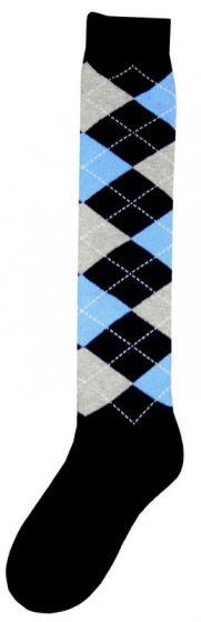 Hofman Knee Socks RE 35/38 Dark Blue