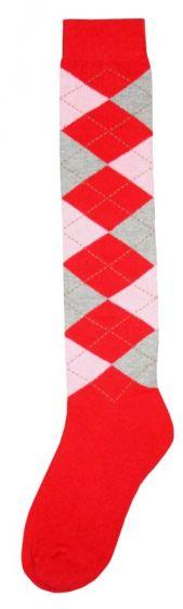 Hofman Knee Socks RE 39/42 Red