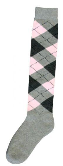 Hofman Knee Socks RE 35/38 Grey/Black